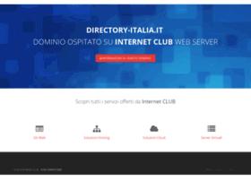Directory-italia.it thumbnail
