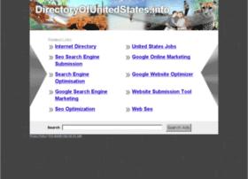 Directoryofunitedstates.info thumbnail