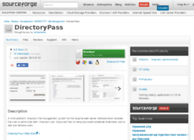 Directorypass.com thumbnail