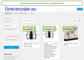 Directorysite.eu thumbnail