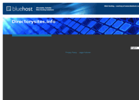 Directorysites.info thumbnail
