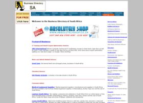 Directorysouthafrica.co.za thumbnail