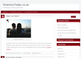 Directorytoday.co.uk thumbnail