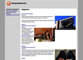 Dirtywindows.hu thumbnail