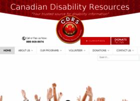 Disabilityresources.ca thumbnail