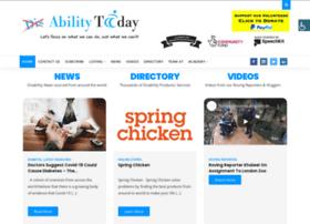 Disabilitytoday.co.uk thumbnail
