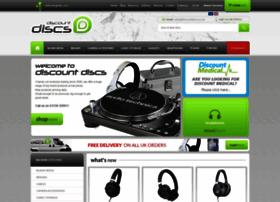Discount-discs.co.uk thumbnail