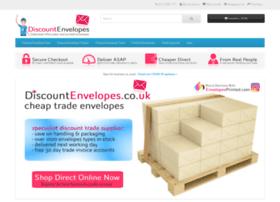 Discountenvelopes.co.uk thumbnail