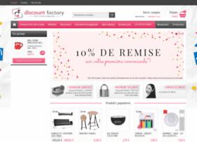 Discountfactory.fr thumbnail