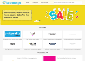 Discountsgo.co.uk thumbnail