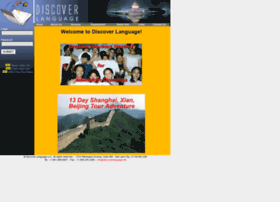 Discoverlanguage.net thumbnail