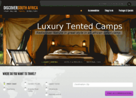 Discoversouthafrica.co.za thumbnail