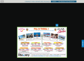 Discoveryholidays.co.in thumbnail