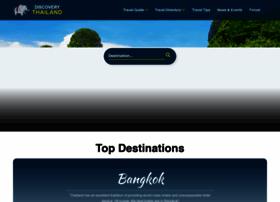 Discoverythailand.com thumbnail