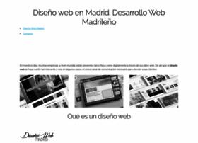 Disenowebmadrid.net thumbnail