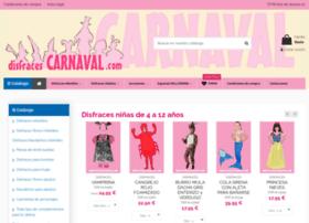 Disfracescarnaval.com thumbnail