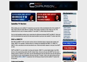 Dishcomparison.com thumbnail