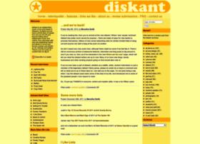 Diskant.net thumbnail