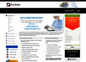 Diskdoctorsdatarecovery.co.uk thumbnail
