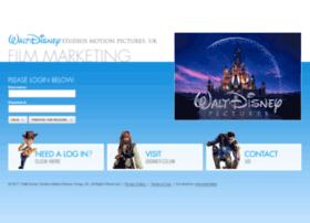 Disneyfilmmarketing.co.uk thumbnail