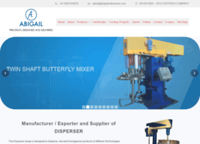 Disperser.co.in thumbnail