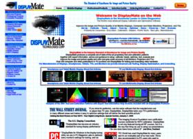 Displaymate.com thumbnail