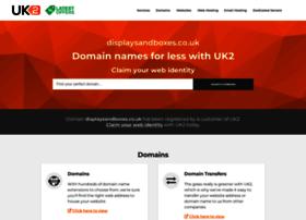 Displaysandboxes.co.uk thumbnail