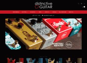 Distinctiveguitar.com thumbnail