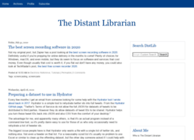Distlib.blogs.com thumbnail