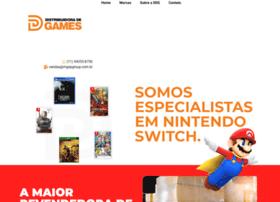 Distribuidoradegames.com.br thumbnail