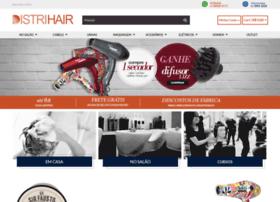 Distrihair.com.br thumbnail
