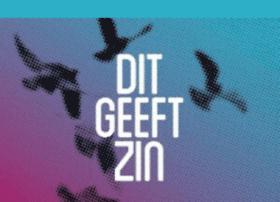 Ditgeeftzin.nl thumbnail