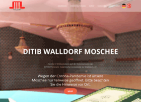 Ditib-walldorf.de thumbnail