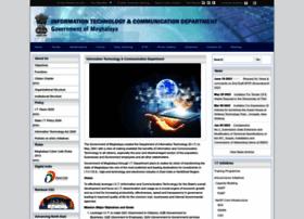 Ditmeghalaya.gov.in thumbnail