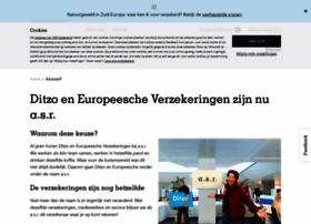 Ditzo.nl thumbnail