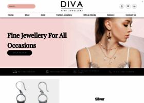 Divafinejewellery.com thumbnail