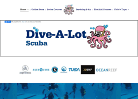 Divealot.co.uk thumbnail