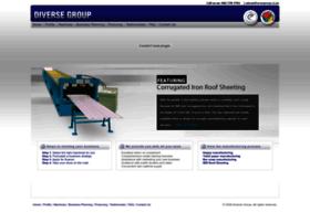 Diversegroup.co.za thumbnail