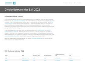 Dividenden-kalender.ch thumbnail