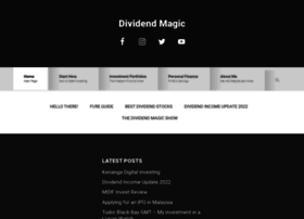 Dividendmagic.com.my thumbnail