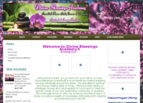 Divineblessingsacademy.org thumbnail