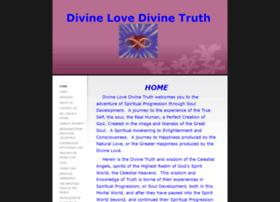 Divinelovedivinetruth.org thumbnail