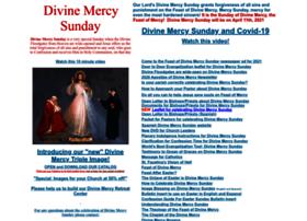 Divinemercysunday.com thumbnail