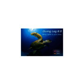 Divinglog.de thumbnail