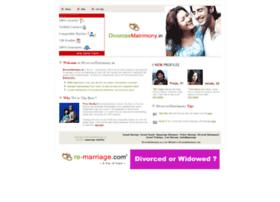 Divorceematrimony.in thumbnail