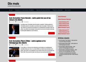 Dixmois.fr thumbnail