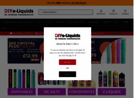 Diyeliquids.co.uk thumbnail
