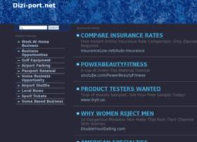 Dizi-port.net thumbnail