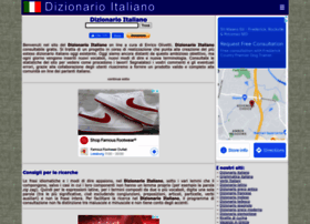 Dizionario-italiano.it thumbnail