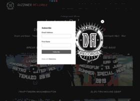 Dizzinesrecords.website thumbnail
